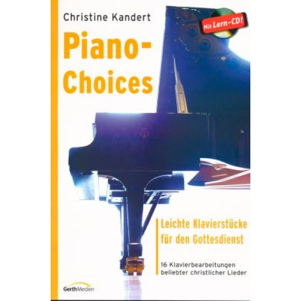 Piano-Choices