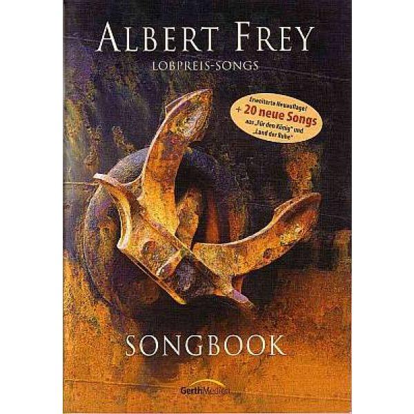 Albert Frey - Songbook