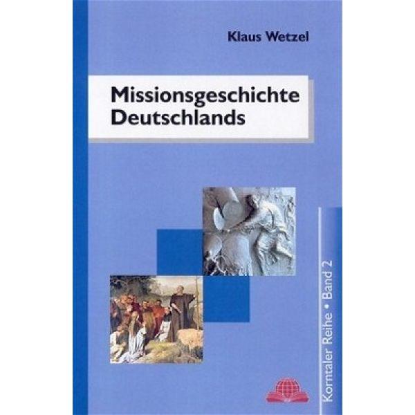 Missionsgeschichte Deutschlands