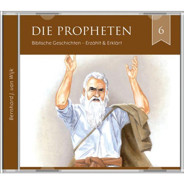 Die Propheten (6) - Hörbuch