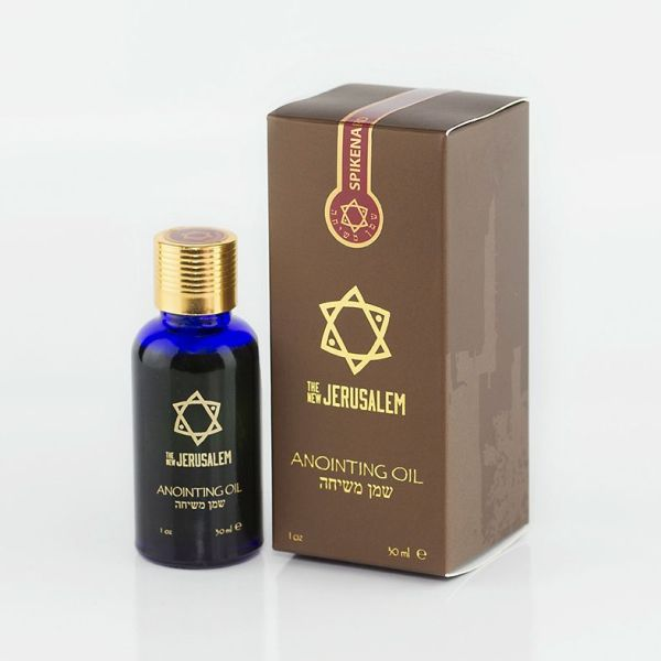 "Salböl ""Spikenard"" - 30 ml"