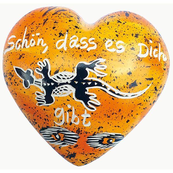 Handschmeichler-Herz: Schön, dass es dich gibt