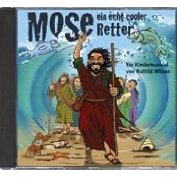 Mose - ein echt cooler Retter