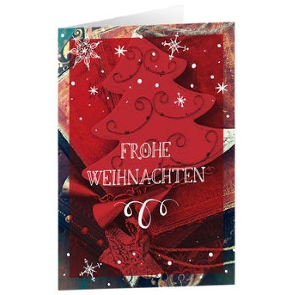 CD-Card: Frohe Weihnachten