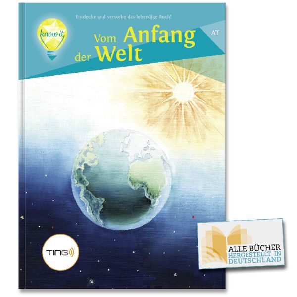 TING Audio-Buch - Vom Anfang der Welt AT