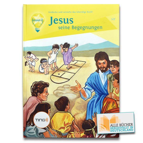TING Audio-Buch - Jesus, seine Begegnungen NT