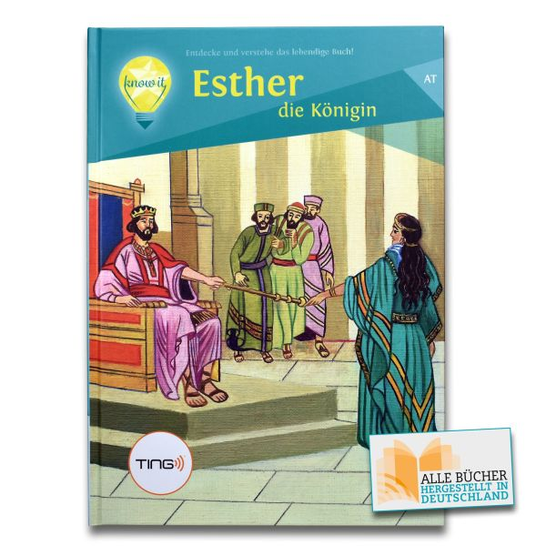 TING Audio-Buch - Esther, die Königin AT