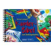 Kinder-Bibel zum Selbstgestalten