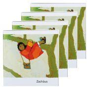 Zachäus - 4er Set