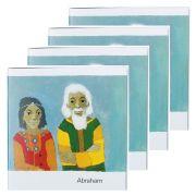 Abraham - 4er Set