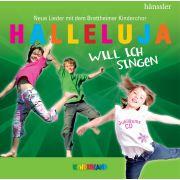Halleluja will ich singen