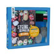 Kreativ-Set: Steine bemalen für Kinder
