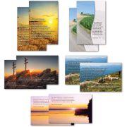 Postkarten - Bibelverse allgemein 10er Set