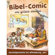 Bibel-Comic - Die größte Mission