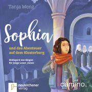 Sophia und das Abenteuer auf dem Klosterberg - Hörbuch MP3