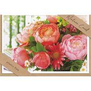 """Faltkarte """"Blumenstrauß"""""""