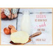 """Postkartenserie """"Milch & Butter"""" - 12 Stück"""