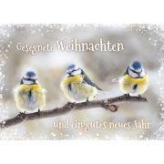 """Postkartenserie """"Gesegnete Weihnachten"""" 12 Stk."""