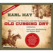 Old Cursing Dry - Hörbuch