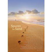 Spuren im Sand - Poster