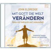 Mit Gott die Welt verändern - Hörbuch MP3