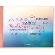 Meine Konfirmation - Erinnerungsbuch