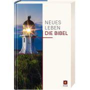 Neues Leben. Die Bibel, Taschenausgabe, Motiv Leuchtturm