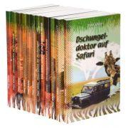 Dschungeldoktor  - 12 Bände im Paket