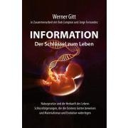 Information, der Schlüssel zum Leben