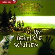 Unheimliche Schatten - Hörbuch MP3
