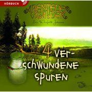 Verschwundene Spuren - Hörbuch MP3