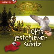 Opas gestohlener Schatz - Hörbuch MP3