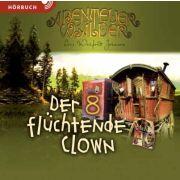 Der flüchtende Clown - Hörbuch MP3