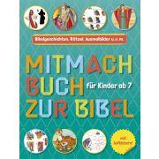 Mitmachbuch zur Bibel