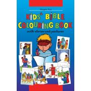 Kinder-Mal-Bibel - englisch