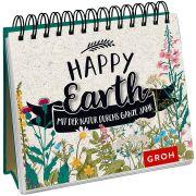Happy Earth - Aufstellbuch