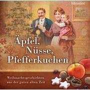Äpfel, Nüsse, Pfefferkuchen
