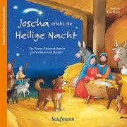 Joscha erlebt die Heilige Nacht - Adventskalender