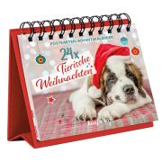 24 x Tierische Weihnachten - Adventskalender