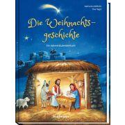 Die Weihnachtsgeschichte - Adventskalenderbuch