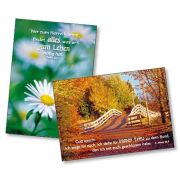 Bibelwort-Postkarten-Paket