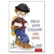 Postkartenbuch: Viele gute Wünsche für dich