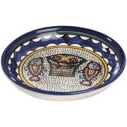 Nussschale Mosaik