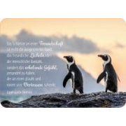 Postkarte - Das Schönste an einer Freundschaft...