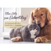Faltkarte - Alles Gute zum Geburtstag!