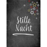 Postkarte - Stille Nacht