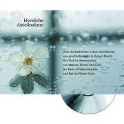 CD-Card: Herzliche Anteilnahme
