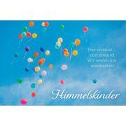 CD-Card: Himmelskinder - Da oben