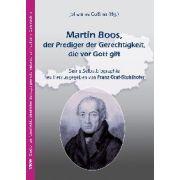 Martin Boos, der Prediger der Gerechtigkeit, die vor Gott gilt