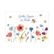 """Postkarte """"Gottes Segen"""""""